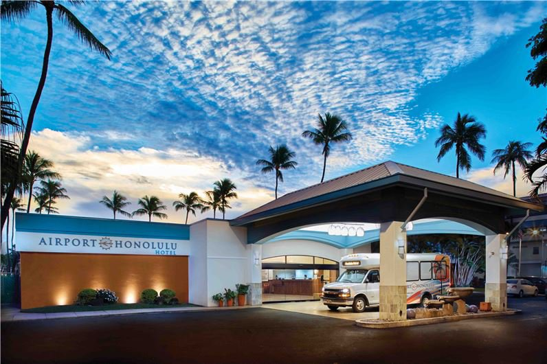 Airport Honolulu Hotel Cheap Vacations Packages Red Tag Vacations