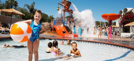 Howard Johnson Hotel And Water Playground, Anaheim