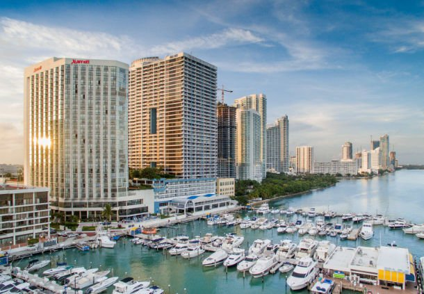 Marriott Biscayne Bay