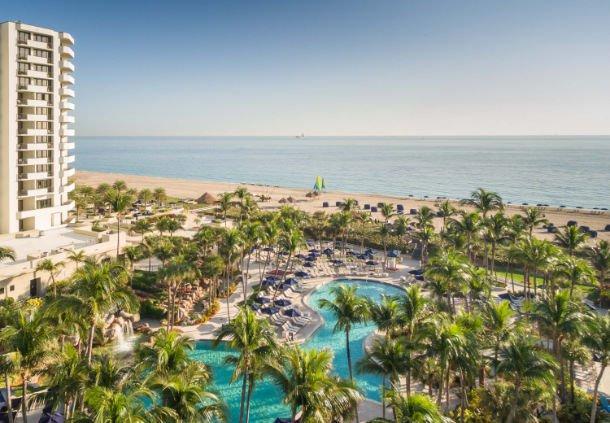 Marriott Harbor Beach Resort And Spa vacation deals ...