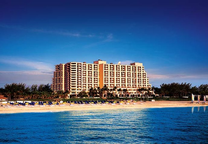 Marriott Harbor Beach Resort And Spa, Fort Lauderdale