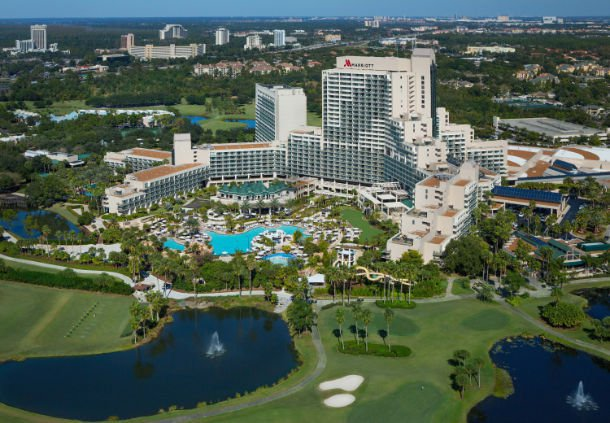 Orlando World Center Marriott Cheap Vacations Packages