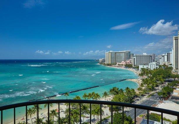 Waikiki Beach Marriott Resort And Spa Cheap Vacations