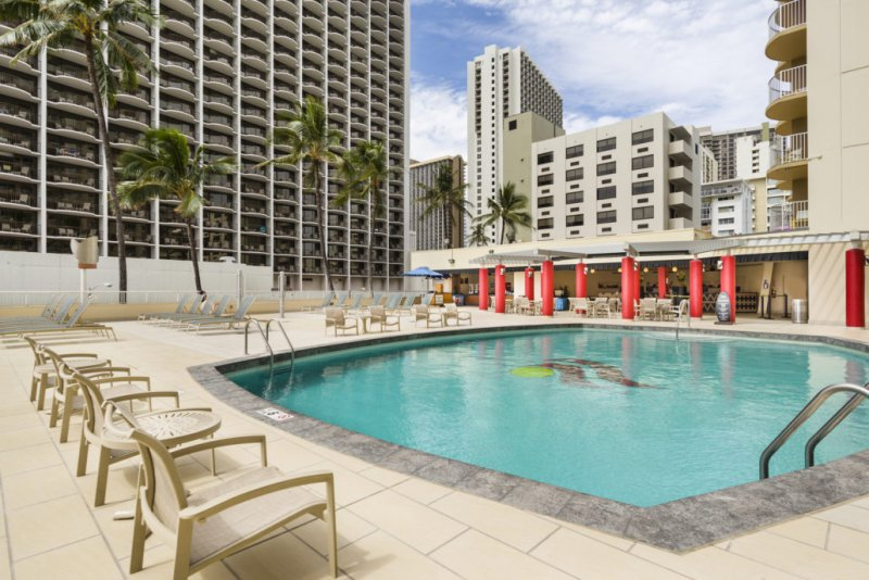 Hotel Rooms Waikiki Cheap