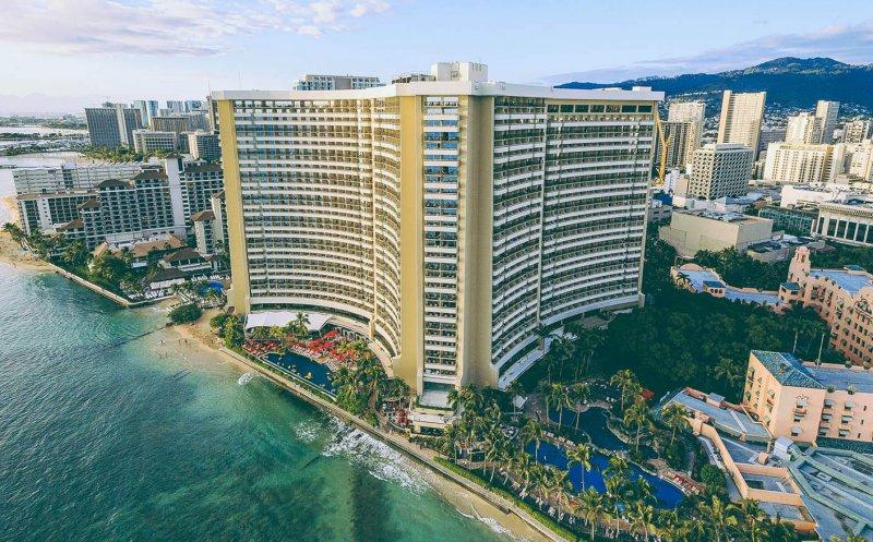 Map Of Hotels On Beach In Waikiki