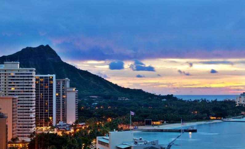 Holiday Inn Waikiki Beachcomber Hotel Hawaii