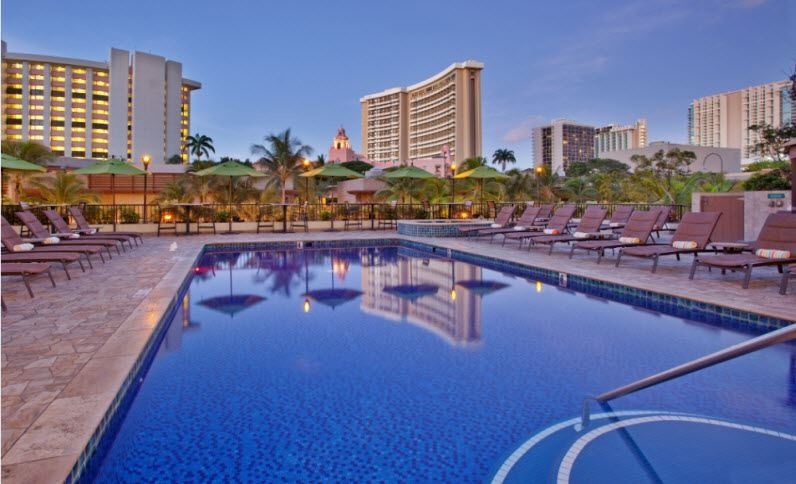 Waikiki hotel deals 2018