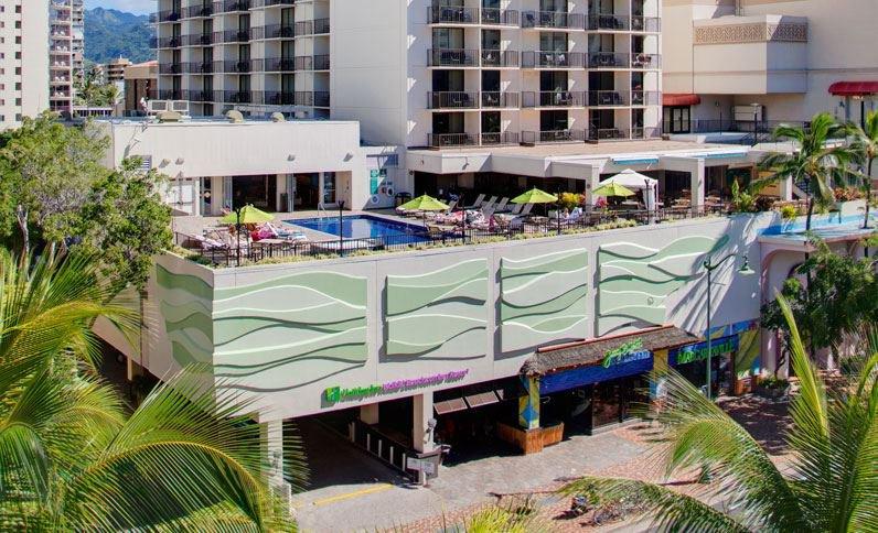 Holiday Inn Waikiki Beachcomber Cheap Vacations Packages