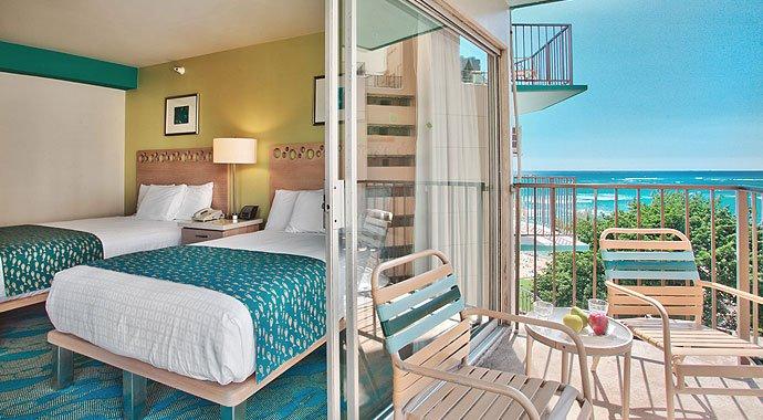 Hotel Rooms Waikiki Cheap