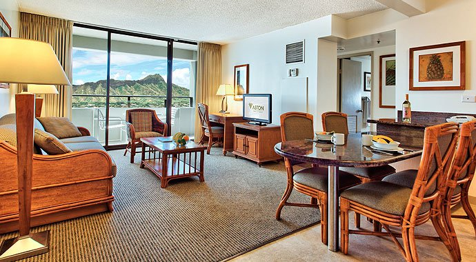 Aston waikiki sunset cheap vacations packages red tag - 2 bedroom suites in waikiki beach ...