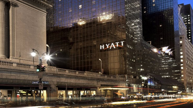 Grand hyatt cheap vacations packages red tag vacations for Grand tableau new york