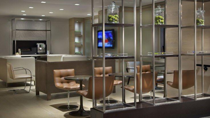 Grand Hyatt New York Room Service Menu