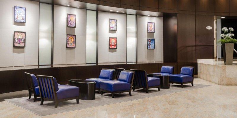 Intercontinental Toronto Room Amenities