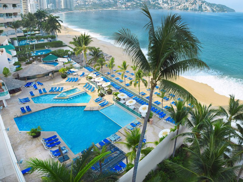 Copacabana Acapulco Beach Resort Cheap Vacations Packages