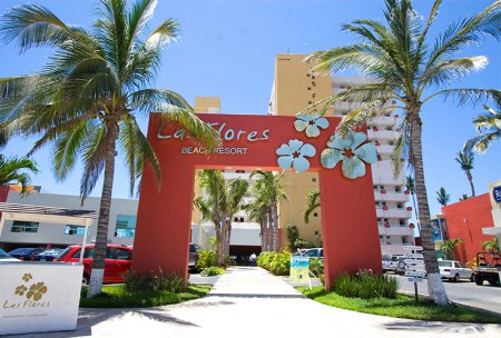 Las Flores Beach Resort, Mazatlan