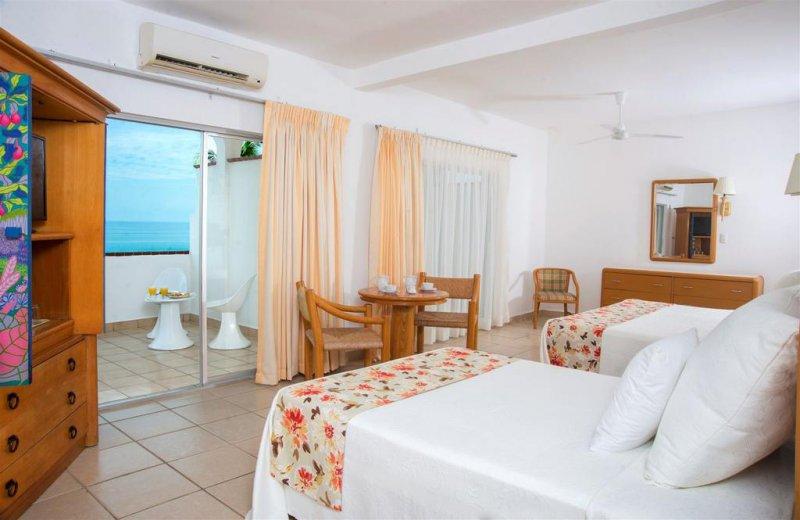Hotel Tropicana Puerto Vallarta Economy Room