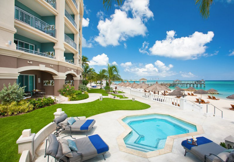 Sandals Royal Bahamian Spa Resort And Offshore Island