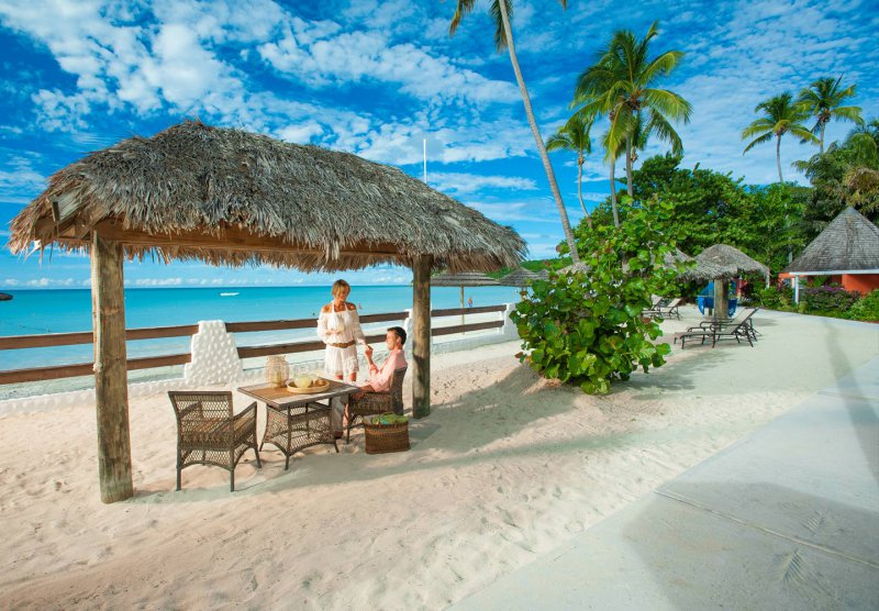 Sandals grande antigua resort and spa cheap vacations for Best spa vacation packages