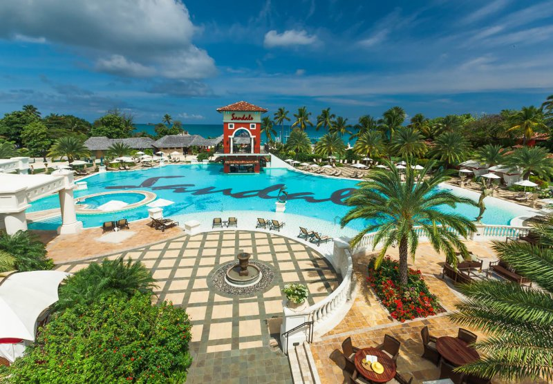 Sandals Resorts couples only and adults only all inclusive Caribbean honeymoon,vacation and wedding packages made easy with expert advice, small deposits and our best price guarantee.