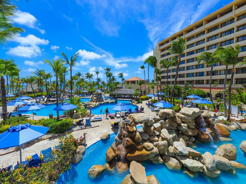 Barcelo aruba cheap vacations packages red tag vacations for Good all inclusive resorts