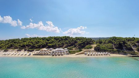 Sani Beach Resort, Kassandra