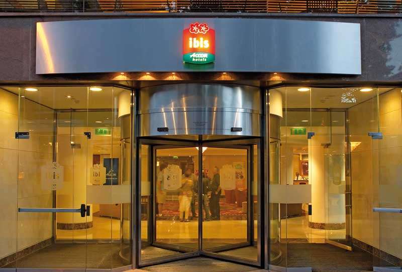 Ibis Hotel Earls Court London Uk