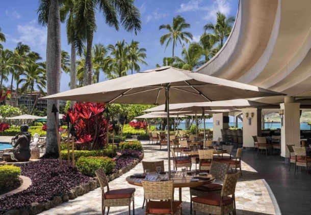 Kalapaki Beach Hotels