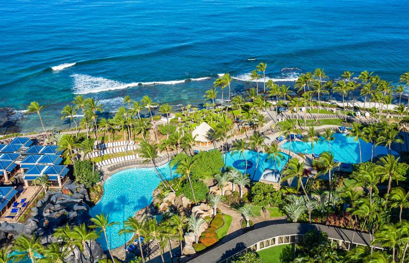 Kona Beach Hotel Hawaii