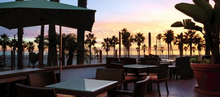 Hilton Huntington Beach Restaurant
