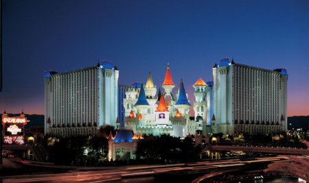 Excalibur Hotel And Casino, Las Vegas