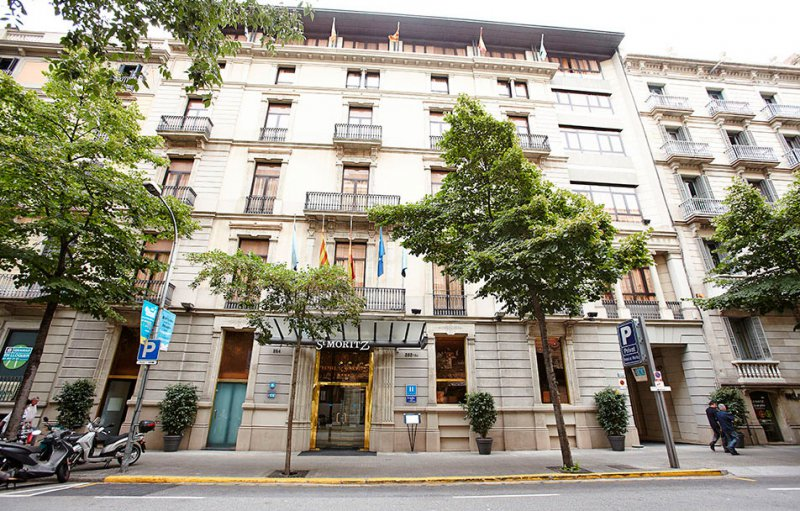 Hcc St Moritz Hotel Barcelona Reviews