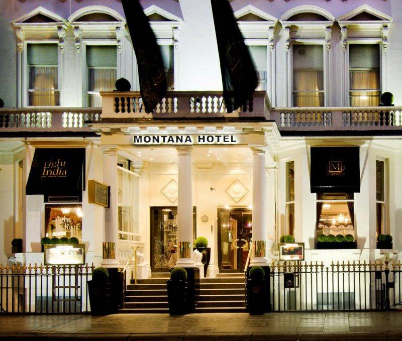 Cheap Hotels In London Uk Kensington