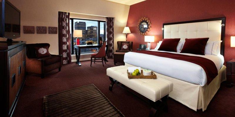 Intercontinental Hotel Montreal Reviews