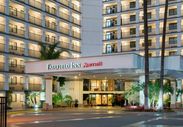 Fairfield Inn Anaheim Marriott Cheap Vacations Packages