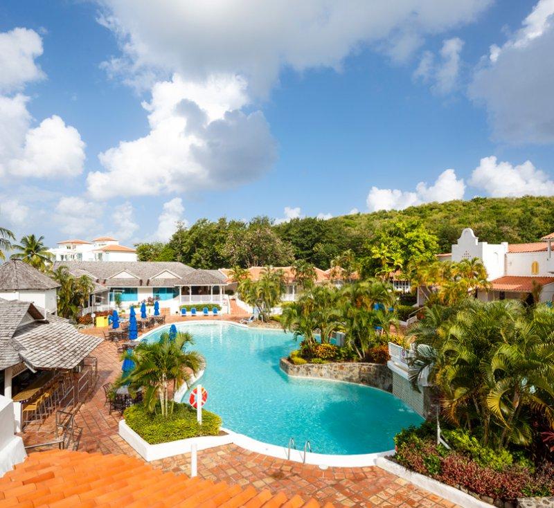 Windjammer Landing Villa Beach Resort Cheap Vacations