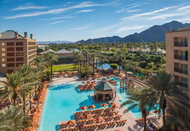Renaissance indian wells resort and spa cheap vacations for Best spa vacation packages
