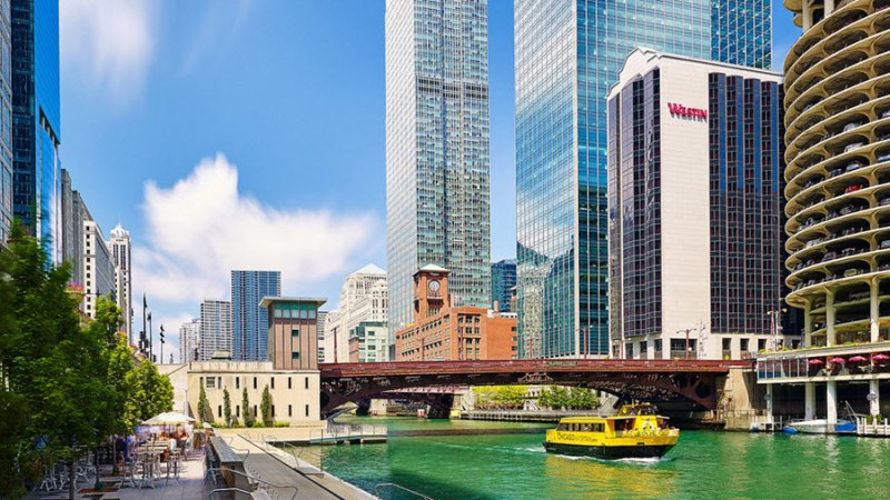 The westin chicago river north cheap vacations packages for Chicago hotel packages