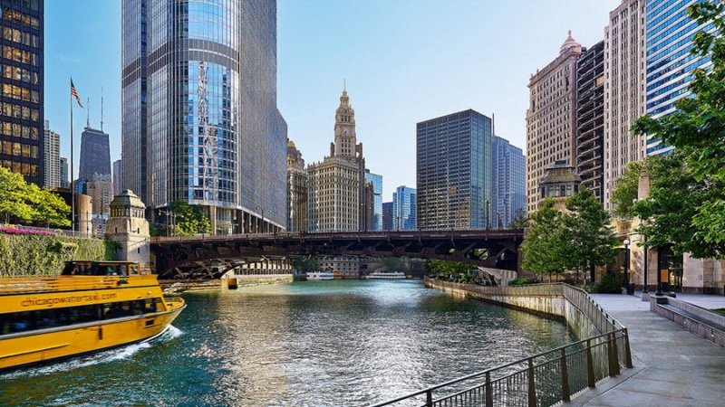 The westin chicago river north cheap vacations packages for Hotels up north chicago