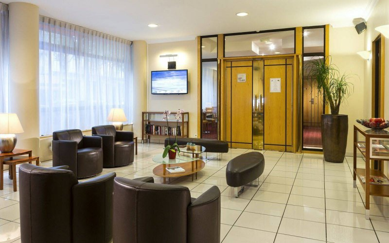 Cheap Hotel Near Gare De Lyon
