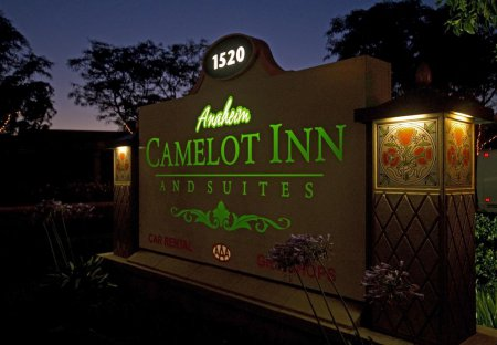 Camelot Inn And Suites, Anaheim