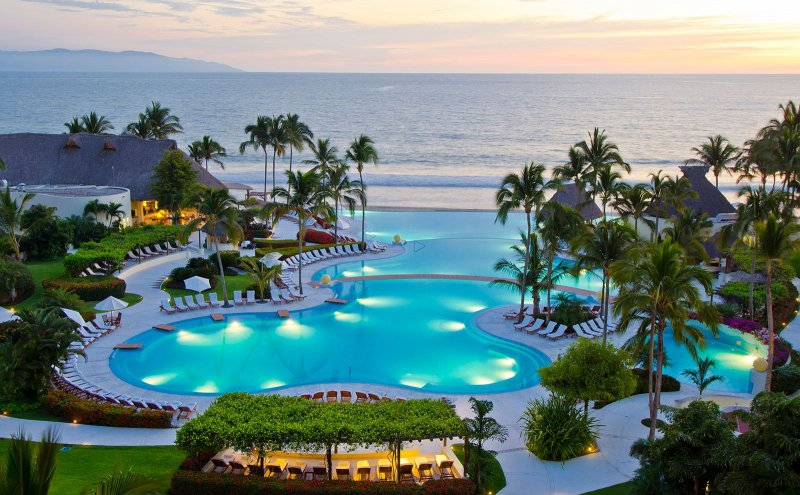 Grand Velas All Suites And Spa Cheap Vacations Packages Red Tag Vacations