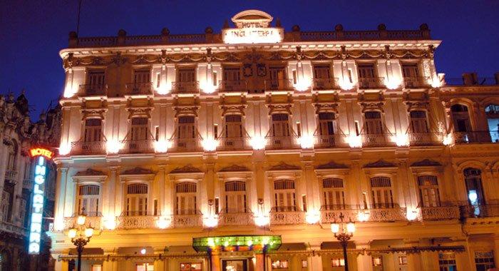Hotel Inglaterra Havana Cuba Reviews