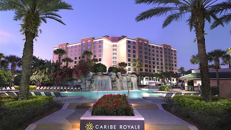Caribe Royale All Suite Hotel And Convention Center
