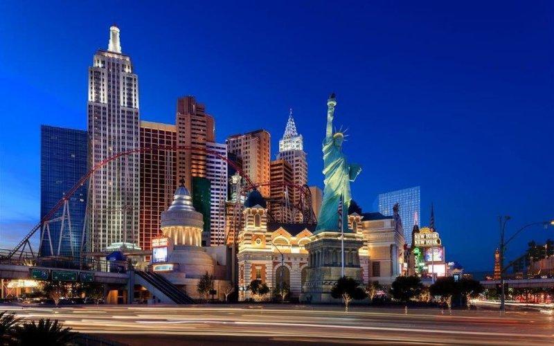 New York New York Las Vegas Hotel And Casino Cheap