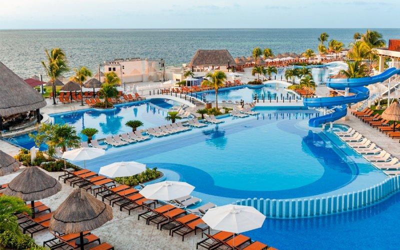 Moon Palace Golf And Spa Resort Riviera Maya Mexico