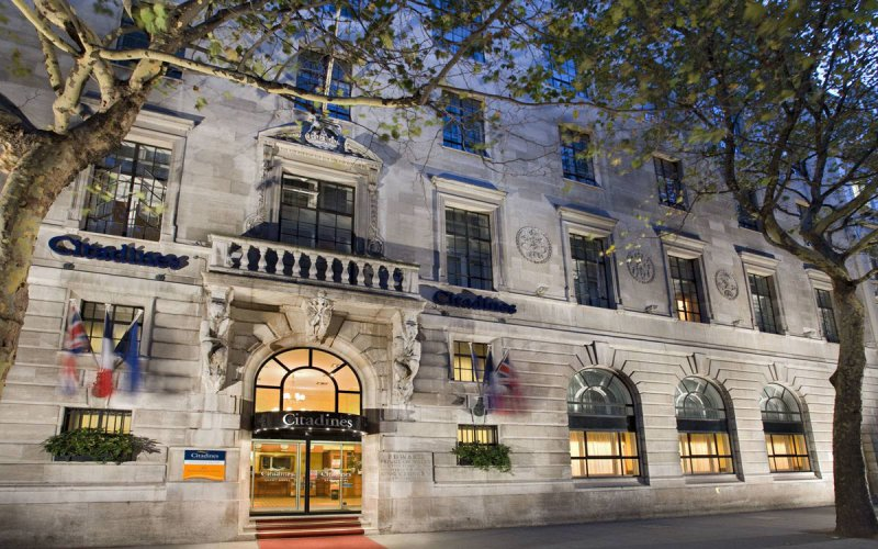 Aparthotel cit trafalgar square cheap vacations packages for Londre appart hotel