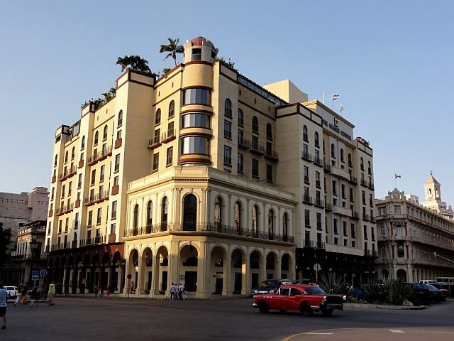 Nh Parque Central Hotel Cheap Vacations Packages Red Tag