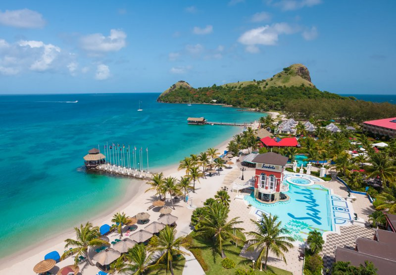 Sandals Grande St Lucian Spa And Beach Resort Cheap
