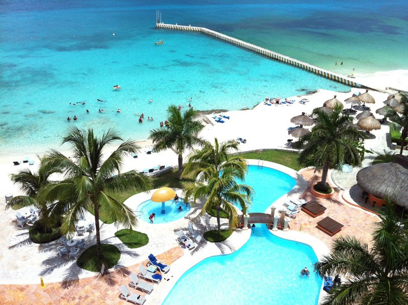 El Cozumeleno Beach Resort Cheap Vacations Packages Red