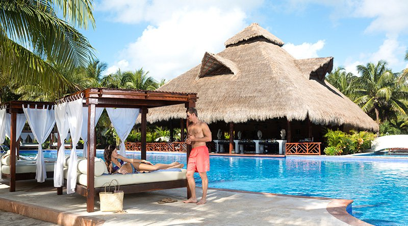 El dorado royale cheap vacations packages red tag vacations for Cheap spa resort packages